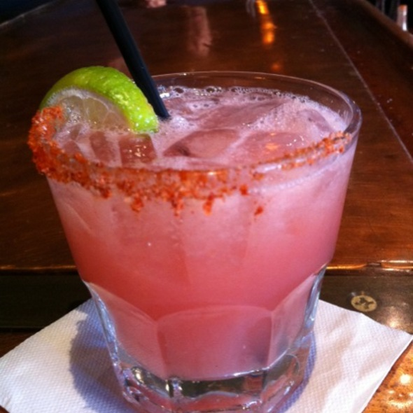 Watermelon Margarita @ Farmer Brown