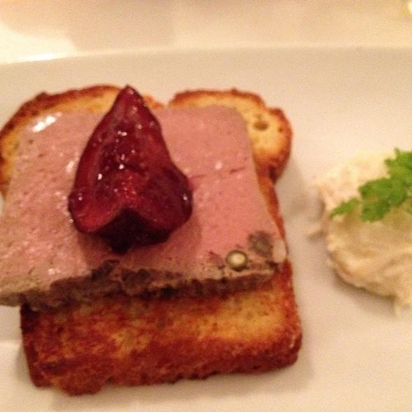 Terrine of Foie Gras @ Restaurant Hohensinn