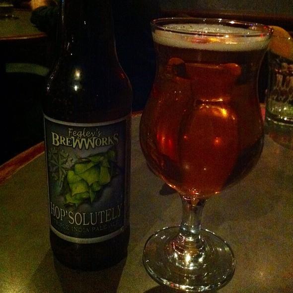 Hopsolutely Triple Ipa @ Bethlehem Brew Works
