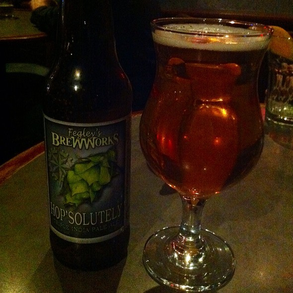 Hopsolutely Triple Ipa @ Bethlehem Brew Works