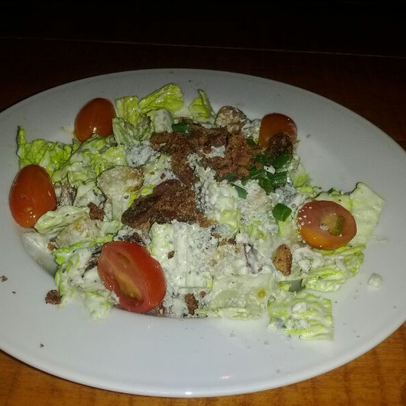 Chopped BLT Salad @ Spin Pizza 4