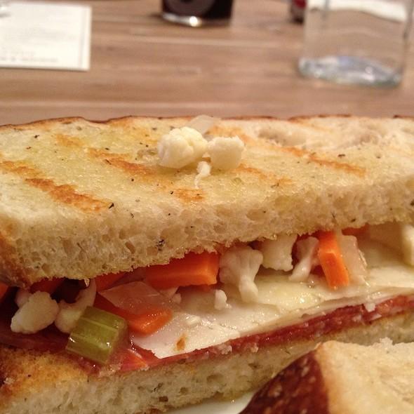 Italian Sandwich - Byrd Cookie Company fka B TILLMAN, Savannah, GA