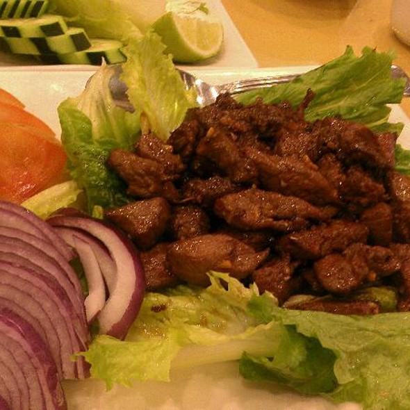 Rib Eye Beef Loc Lac @ Siem Reap Restaurant