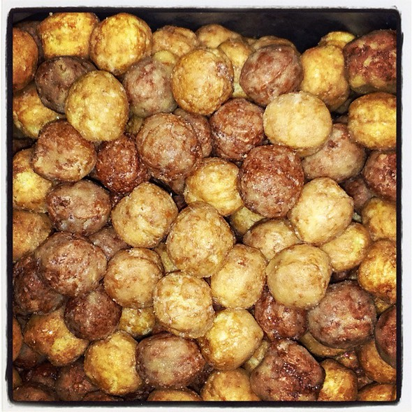 Reeses Puffs @ Home