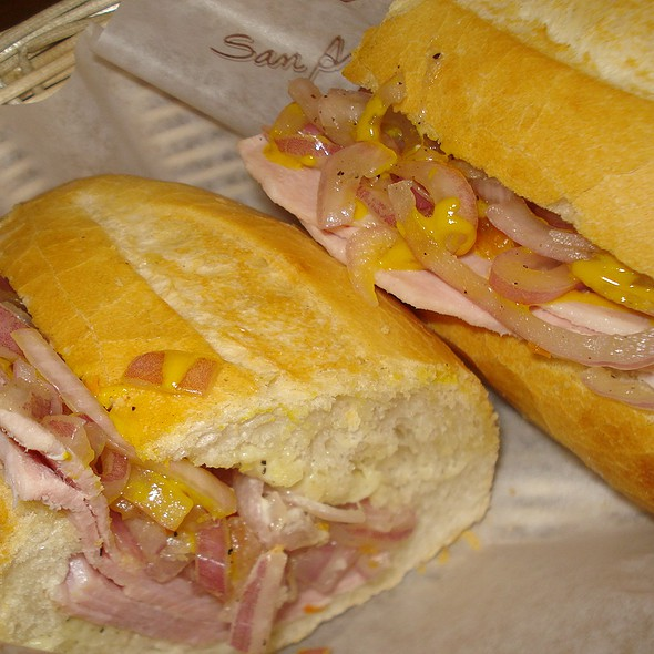 Sandwich criollo