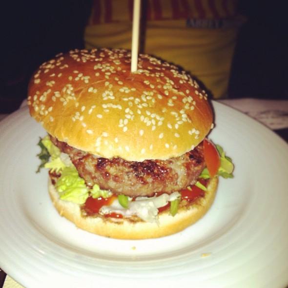 Hamburger Home-Made @ Il Pozzo
