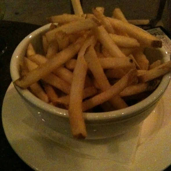 Truffle Fries @ Five Leaves NY