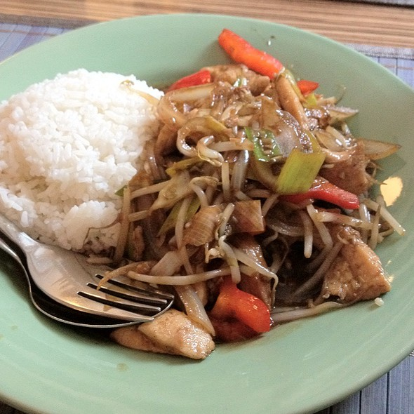 Chicken @ Ban Thai