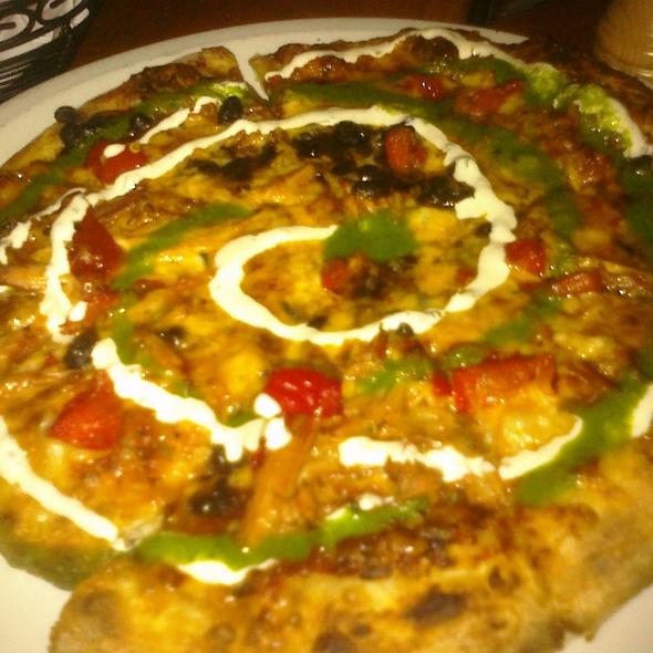 Pulled Pork Pizza @ 2223 Restaurant