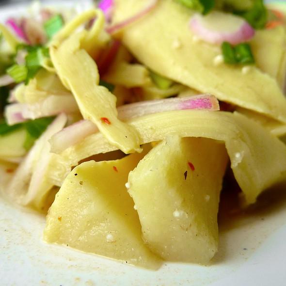 Bamboo Shoot Salad @ Muanlai E-Sarn Dining