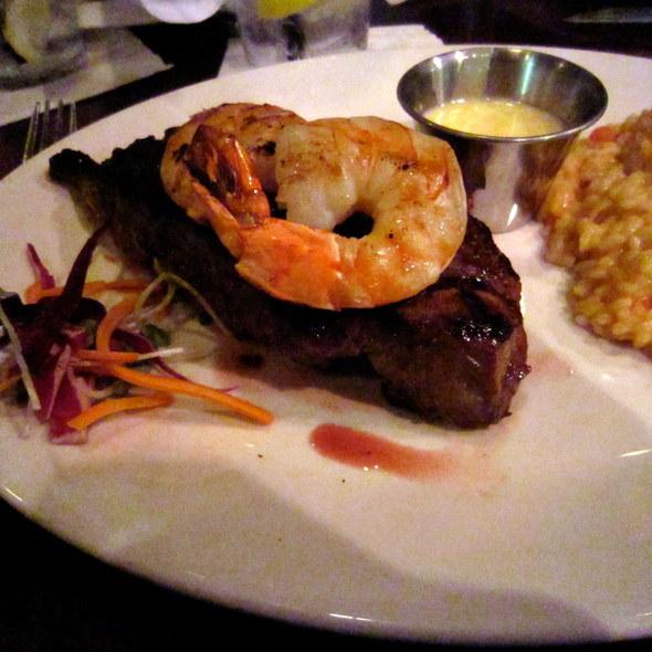 Steak @ greystone grill