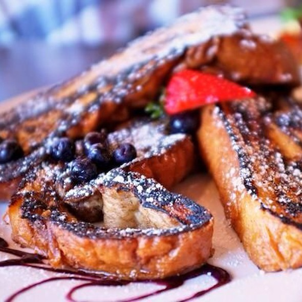 Mission French Toast @ The Mission