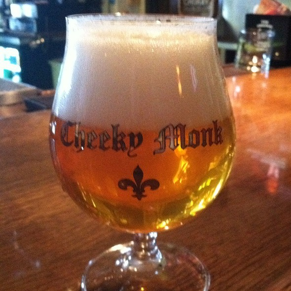 Ellezelloise Quintine Blond @ Cheeky Monk Belgian Beer Cafe