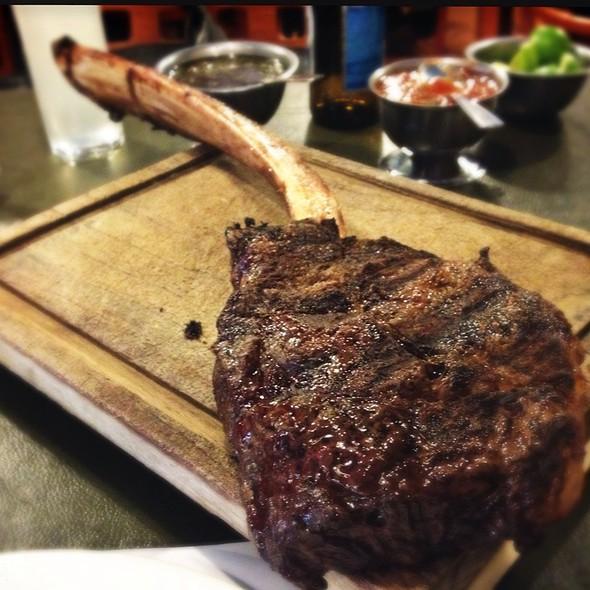 Tomahawk Steak - Fonda Argentina - San Jeronimo, México, CDMX