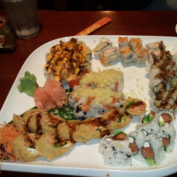 Fuji Party Platter