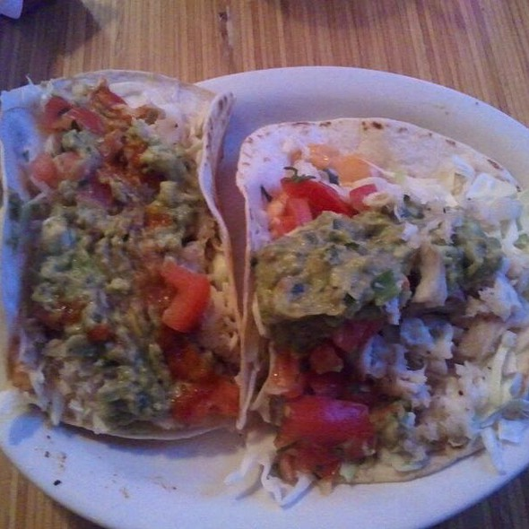 Chipotle Fish Taco @ Monon Food Company