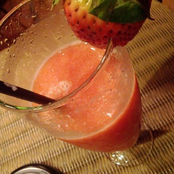 Strawberry Daiquiri @ The Olive Garden