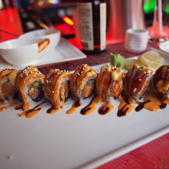 Sushi Roll - Fushimi - Bay Ridge, Brooklyn, NY