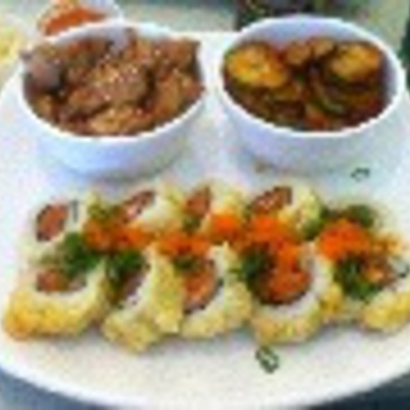 Spicy Combo @ Wow Bento & Roll