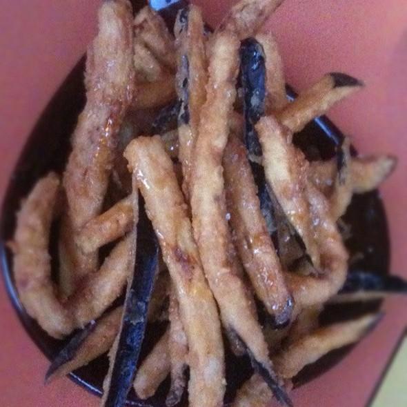 Eggplant Fries @ Poppy