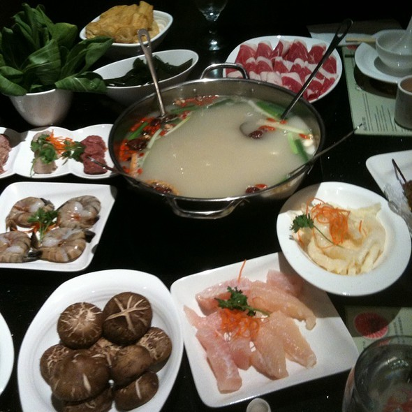 Hot Pot @ Little Sheep Mongolian Hot Pot