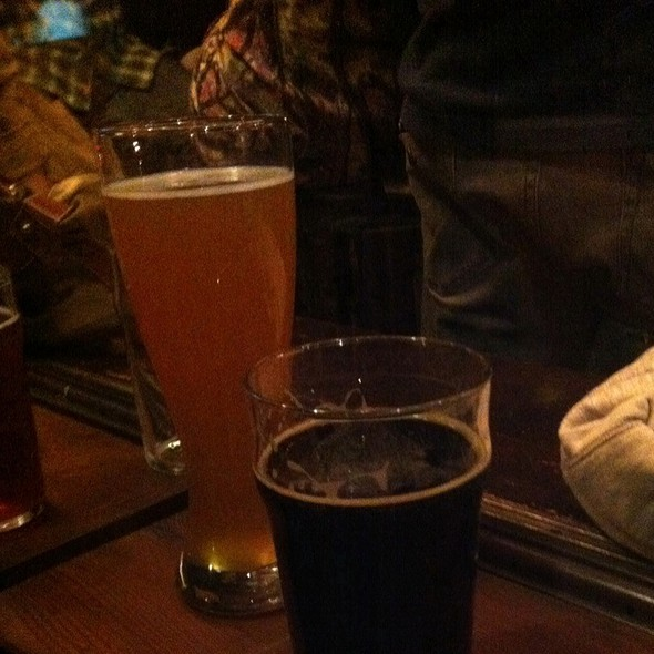Strong beer @ Magnolia Pub & Brewery
