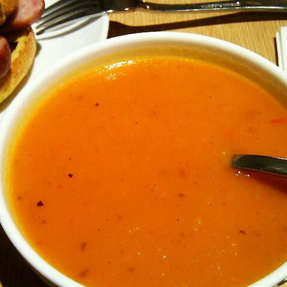 Roasted Vegetable Soup @ Cedele