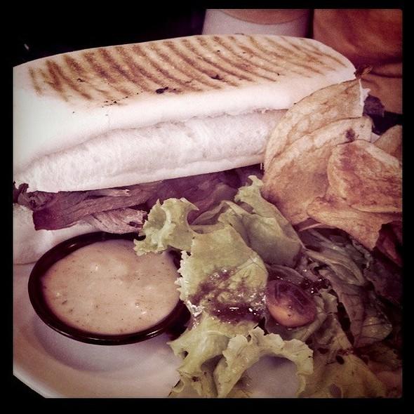 Roastbeef Sandwich @ Malcolm's Deli