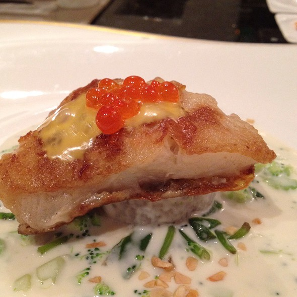 fried fish @ Ho Ting