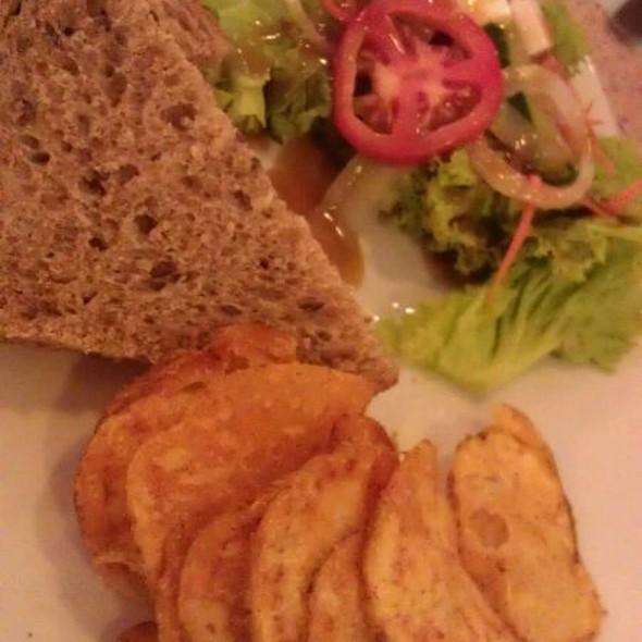 Tuna Sandwich @ French Baker