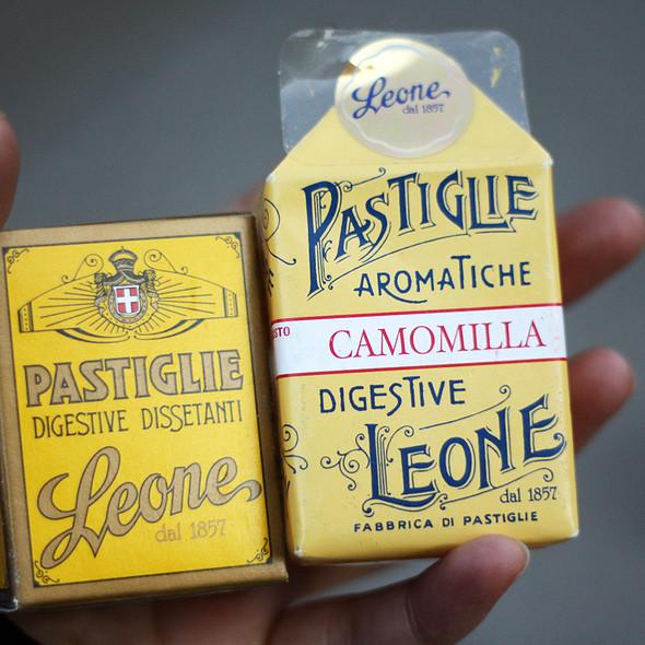Candy @ Pastiglie Leone - Dal 1857 Il Re Della Dolcezza