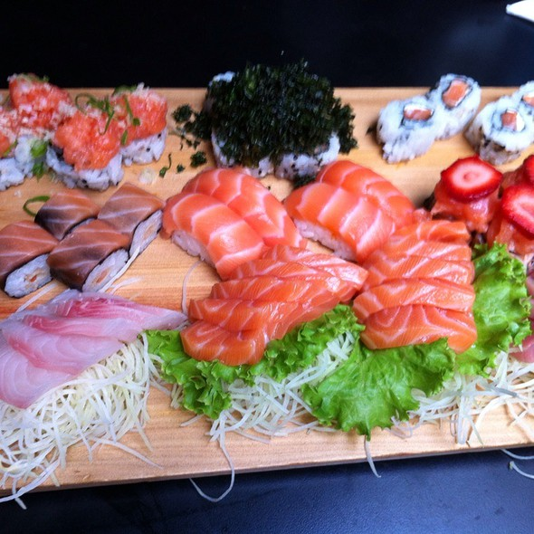Comida Japonesa @ Mori Sushi
