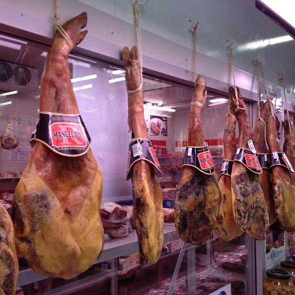 Spanish Ham @ Mare Atlantico Delikatessen GmbH