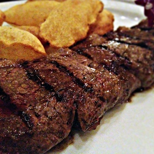 Kobe Beef Top Sirloin  @ Figueira Rubaiyat
