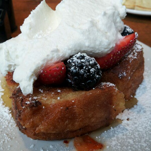 French Toast @ Cava Mezze