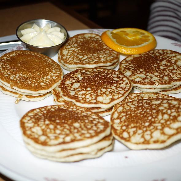 Mini Swedish Pancakes - Sears Fine Food, San Francisco, CA