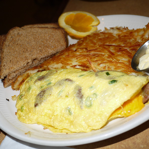 Joanie's Special Omelet - Sears Fine Food, San Francisco, CA