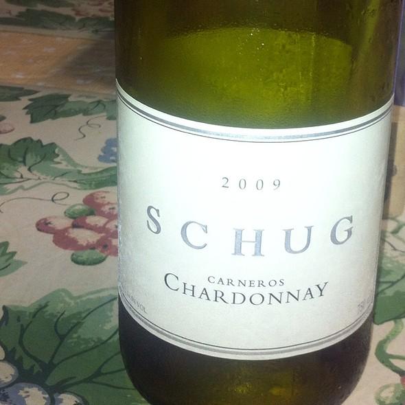 Schug Chardonnay  @ Panini's