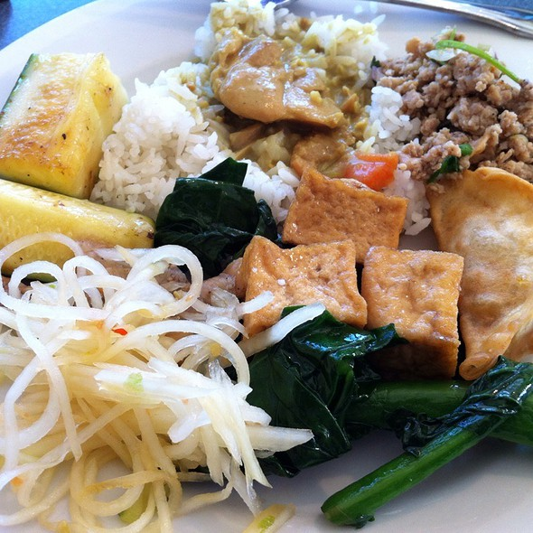 From The Buffet @ Bangkok Pavilion Thai Restaurant