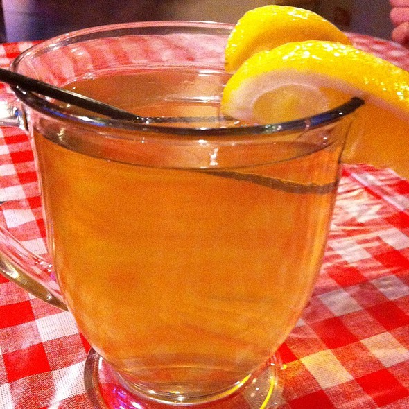 Hot Toddy @ Mimi's Fried Pies