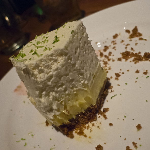 Key Lime Pie @ Chelsea's Kitchen