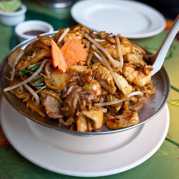 Hot Hokkien Noodles @ Indochine Restaurant