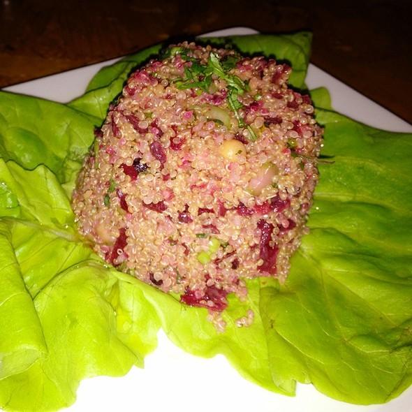 Beet And Quinoa Salad @ Macondo