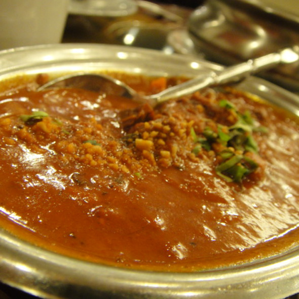 Mutton Rogan Josh @ New Bombay