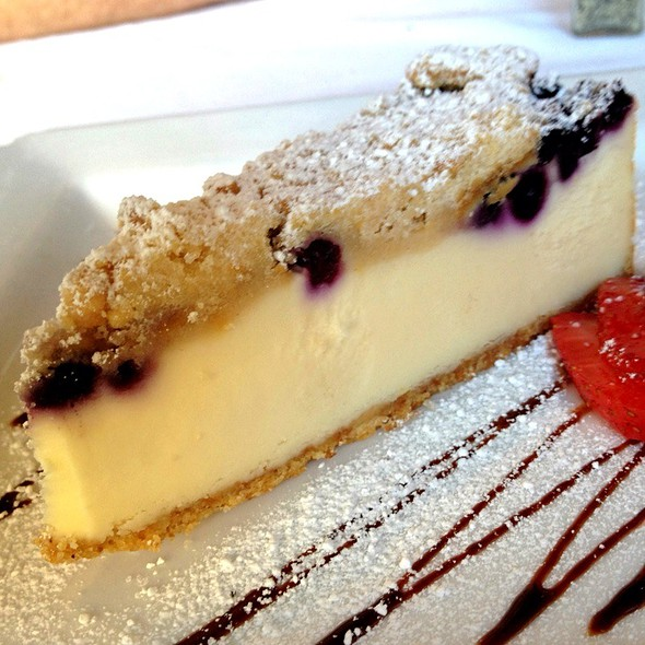 Lemon Blueberry Cheesecake - Gourmet Italia, Temecula, CA