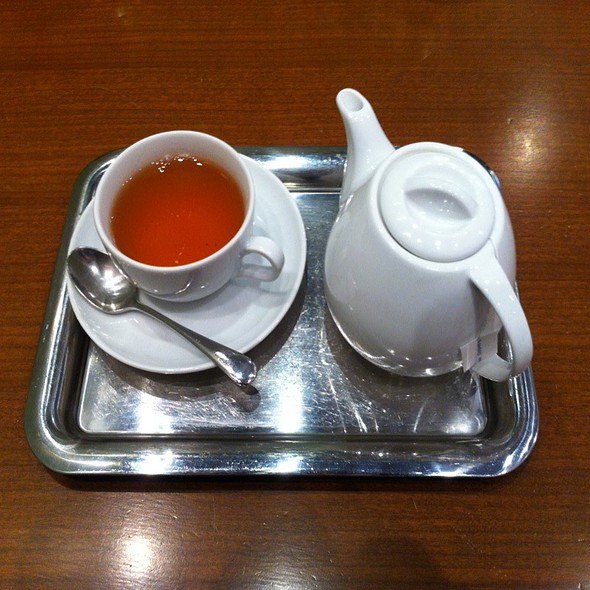 Darjeeling Tea @ Cafe R ~六本木ヒルズ~