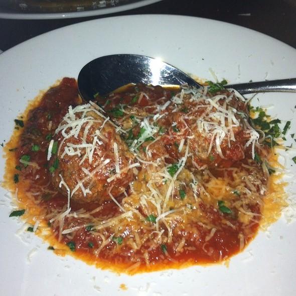 Nana's Meatballs - NOVE Italiano, Las Vegas, NV