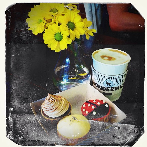 Latte & Cuppacakes
