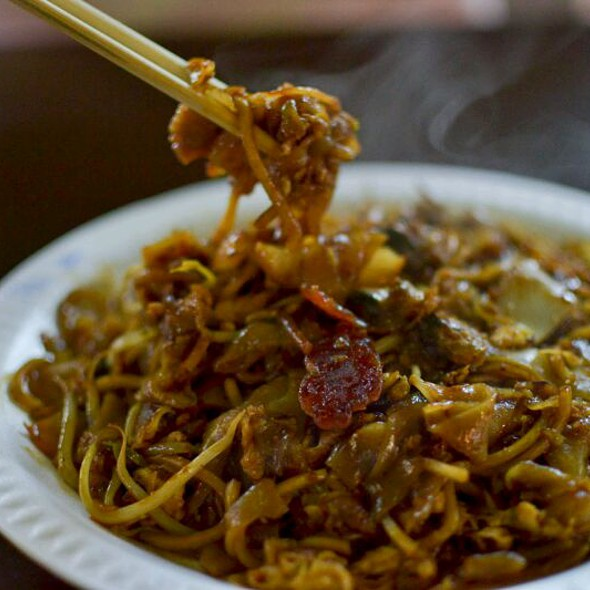 Fried Kway Teow @ Chomp Chomp Hawker Centre
