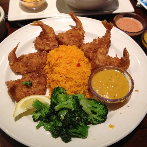 Coconut Shrimp @ Bahama Breeze
